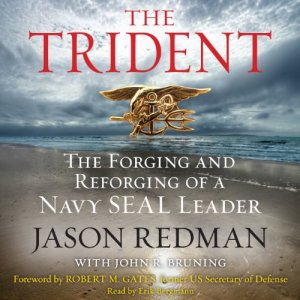 Trident audiobook cover art