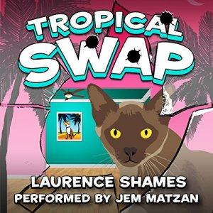 Tropical Swap audiobook cover art