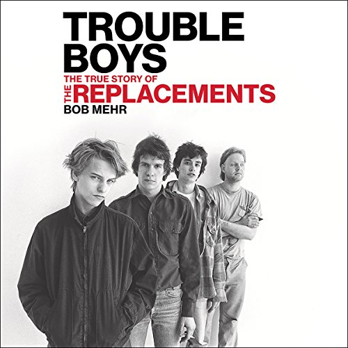 Trouble Boys audiobook cover art