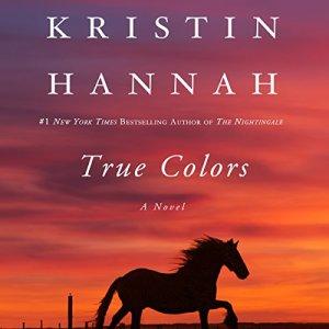 True Colors audiobook cover art