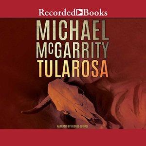 Tularosa audiobook cover art