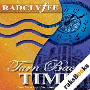 Turn Back Time audiobook cover art