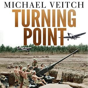 Turning Point audiobook cover art