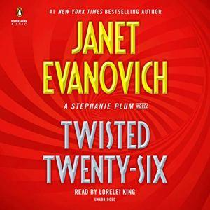 Twisted Twenty-Six audiobook cover art