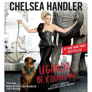 Uganda Be Kidding Me audiobook cover art