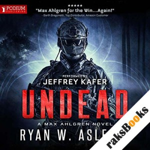 Undead audiobook cover art