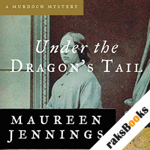 Under the Dragon's Tail audiobook cover art