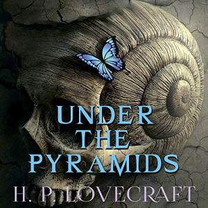 Under the Pyramids audiobook cover art