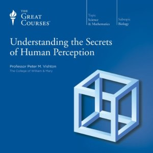Understanding the Secrets of Human Perception audiobook cover art