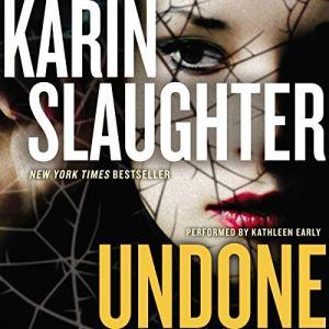 Undone audiobook cover art