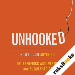 Unhooked audiobook cover art