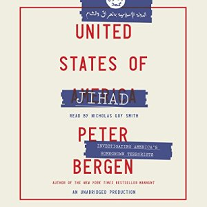 United States of Jihad audiobook cover art