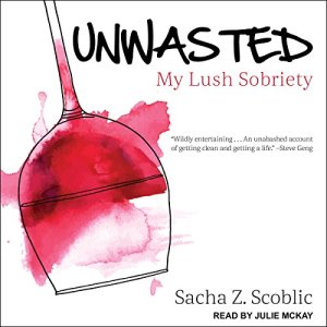 Unwasted audiobook cover art