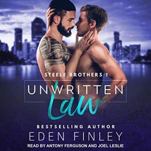 Unwritten Law audiobook cover art