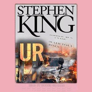 UR audiobook cover art