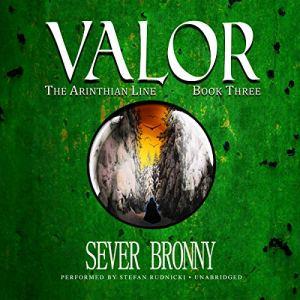 Valor audiobook cover art