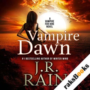 Vampire Dawn audiobook cover art