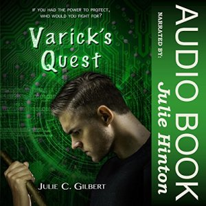 Varick's Quest audiobook cover art