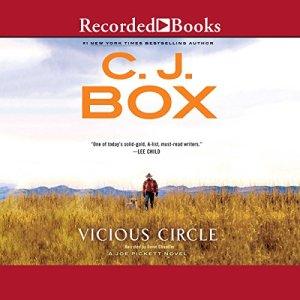 Vicious Circle audiobook cover art