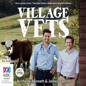 Village Vets audiobook cover art