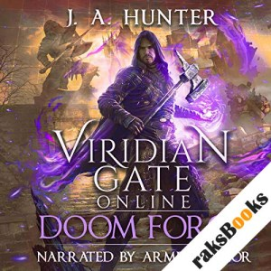 Viridian Gate Online: Doom Forge audiobook cover art