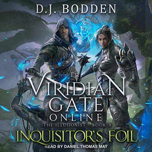 Viridian Gate Online: Inquisitor's Foil audiobook cover art