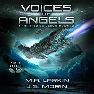 Voices of Angels audiobook cover art