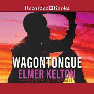Wagontongue audiobook cover art