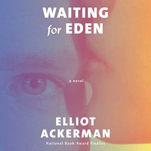 Waiting for Eden audiobook cover art
