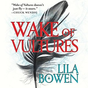 Wake of Vultures audiobook cover art
