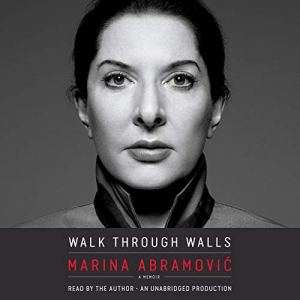 Walk Through Walls audiobook cover art