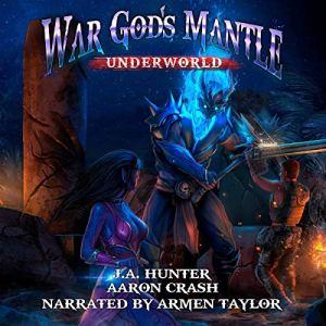 War God's Mantle: Underworld audiobook cover art