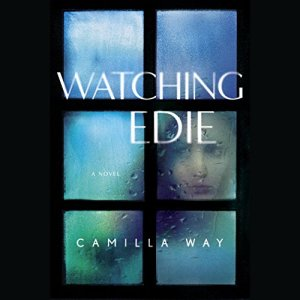 Watching Edie audiobook cover art