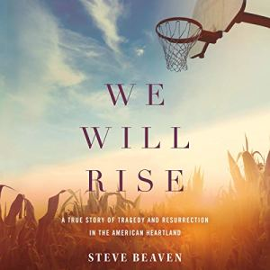 We Will Rise audiobook cover art