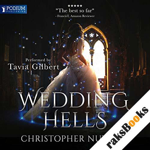 Wedding Hells audiobook cover art