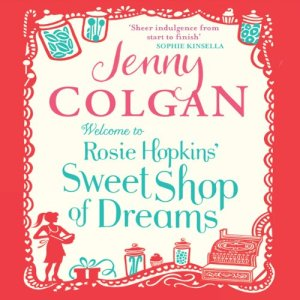 Welcome to Rosie Hopkins' Sweetshop of Dreams audiobook cover art