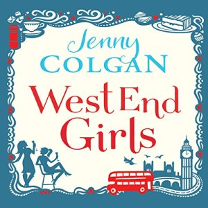West End Girls audiobook cover art