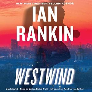 Westwind audiobook cover art