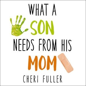 What a Son Needs from His Mom audiobook cover art