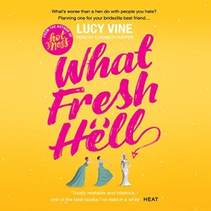 What Fresh Hell audiobook cover art