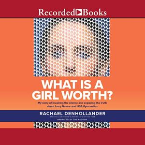 What Is a Girl Worth? audiobook cover art