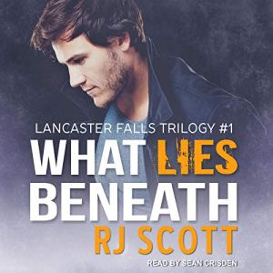 What Lies Beneath audiobook cover art