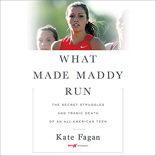 What Made Maddy Run audiobook cover art