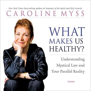 What Makes Us Healthy? audiobook cover art