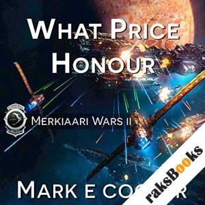 What Price Honour audiobook cover art