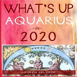 What's Up Aquarius in 2020 audiobook cover art