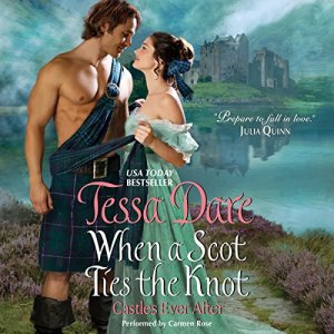 When a Scot Ties the Knot audiobook cover art
