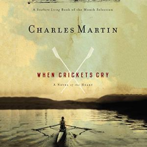 When Crickets Cry audiobook cover art