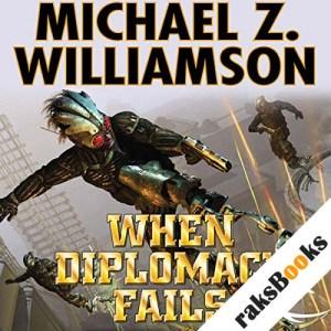 When Diplomacy Fails audiobook cover art