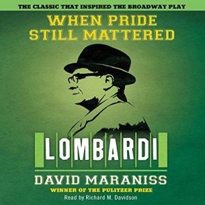 When Pride Still Mattered audiobook cover art